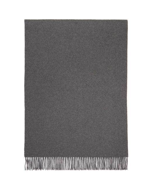 Acne - Gray Foulard gris New Canada for Men - Lyst