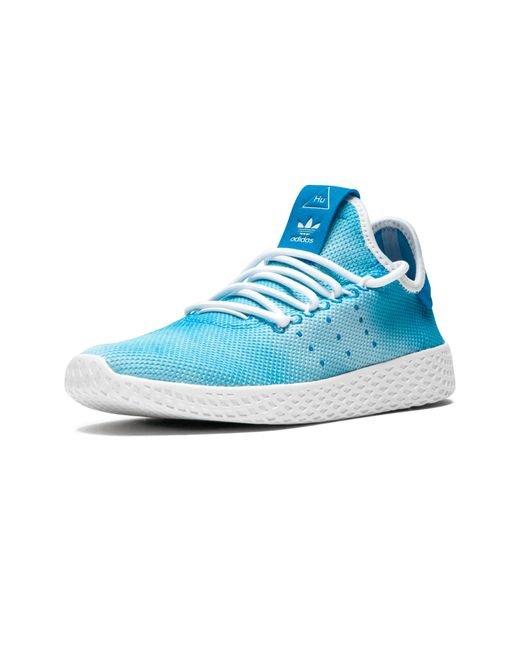 2f61e5f6fd792 ... Adidas - Blue Pharrell Williams Tennis Hu J for Men - Lyst ...
