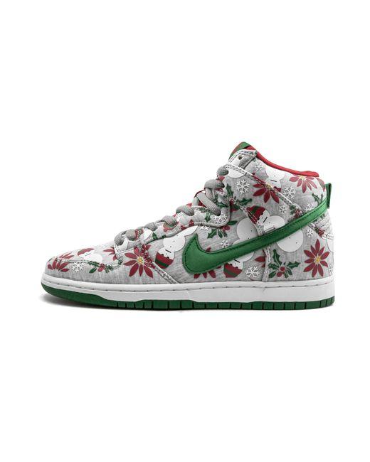 Nike - Gray Dunk High Sb Prm Cncpts - Lyst