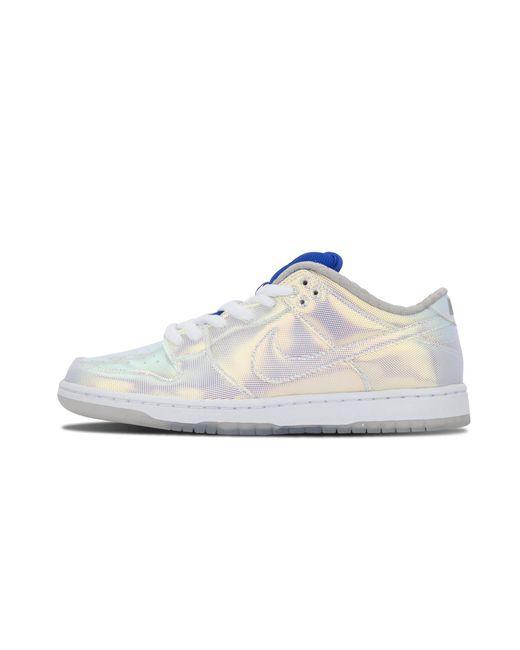 Nike - Blue Dunk Lo Pro Sb - Lyst