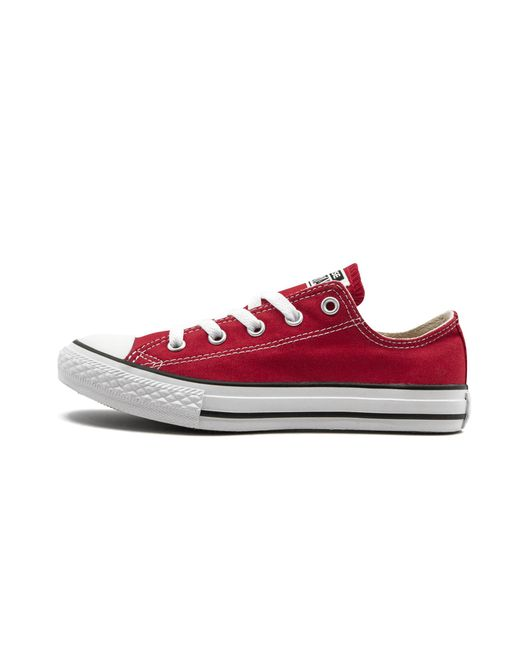 a4c3242541c5 Converse - Red Ct Allstar Ox for Men - Lyst ...