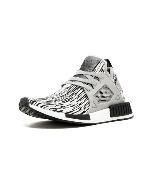 77bd2a409 ... Adidas - Multicolor Nmd Xr1 Pk Core Black solid Grey for Men - Lyst ...
