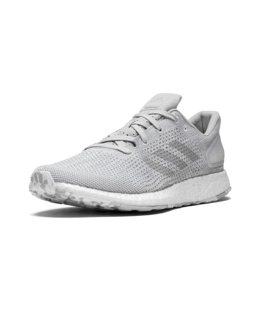 online store 33085 e5586 ... Adidas - White Pureboost Dpr for Men - Lyst ...