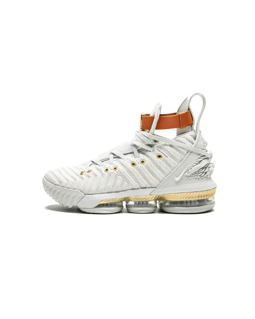 e2f0e63019b4 Lyst - Nike Wmns Lebron 16 Lmtd in White for Men