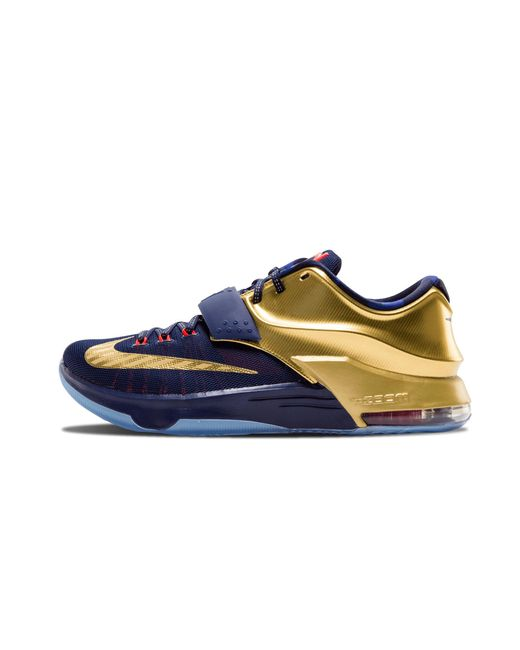 b6ff0eb35f8e Lyst - Nike Kd 7 Prm in Blue for Men - Save 32%