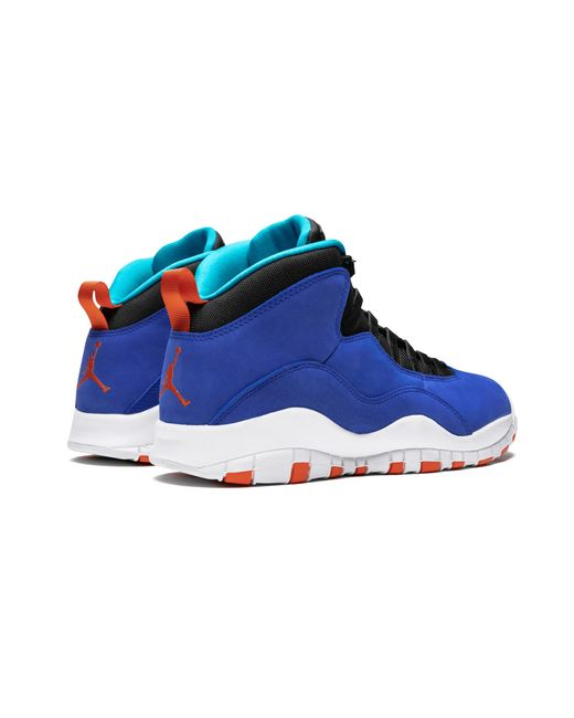285ab056223498 ... Nike - Blue Air 10 Retro for Men - Lyst ...