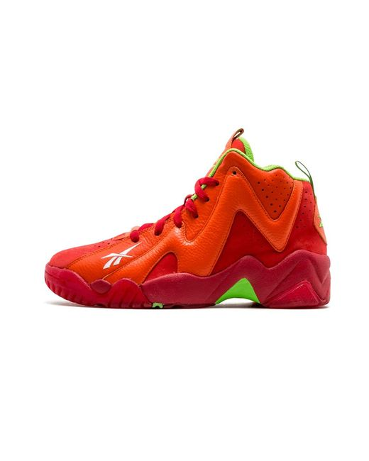best sneakers 99f81 be9af Reebok Kamikaze 2 Mid in Red for Men - Save 25% - Lyst