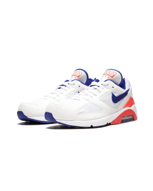 45554d96aa Lyst - Nike Air Max 180 in White for Men - Save 34%