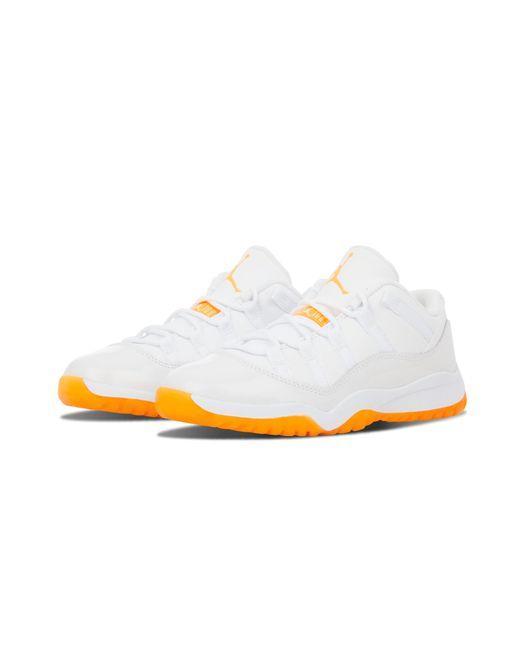 5e3e9eb002d47a Lyst - Nike 11 Retro Low Gp in White - Save 13%