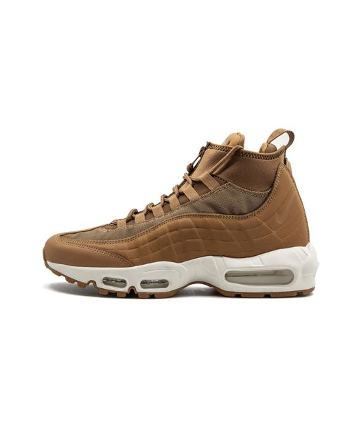 separation shoes 1e538 5494e Nike - Brown Air Max 95 Sneakerboot for Men - Lyst ...