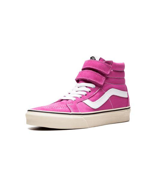 edd7622040ec35 ... Vans - Pink Sk8-hi Reissue V - Lyst ...