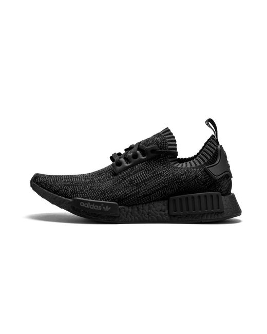 b0d8bfd6626bb Lyst - adidas Nmd Pitch Black in Black for Men - Save 69%