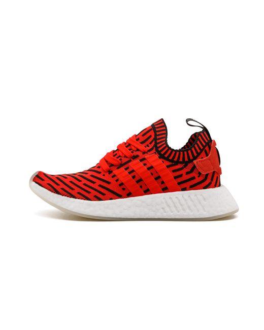e4ee65d8beb Lyst - adidas Nmd r2 Pk in Red for Men - Save 21%