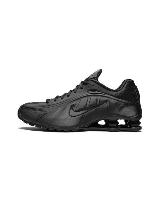 newest 2453f 2abd2 Nike - Black Shox R4  triple for Men - Lyst