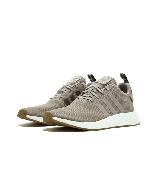 7d1c257a9a465 ... Adidas - Gray Nmd R2 for Men - Lyst ...