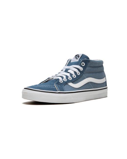 e6f30206d17b84 ... Vans - Blue Sk8-mid Reissue for Men - Lyst ...