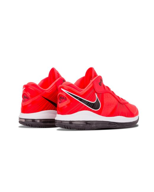 a72504997e45 Nike Lebron 8 V 2 Low in Red for Men - Save 5% - Lyst