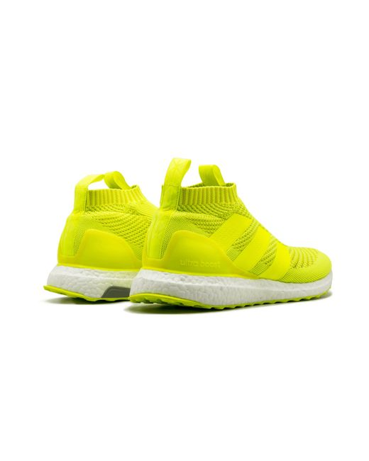 new product 7bd82 59628 ... Adidas - Ace 16+ Purecontrol Ultrab Yellow/silver Metal for Men - Lyst  ...
