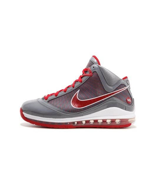 online store f6c5f ee854 Nike - Red Air Max Lebron 7 Tb for Men - Lyst