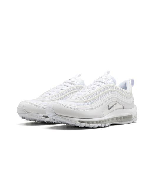 ... Nike - White Air Max 97 - Lyst ... 47ede9be0