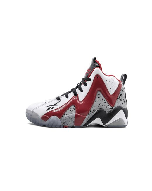 983633b4f943e1 Reebok - White Kamikaze 2 Mid for Men - Lyst ...