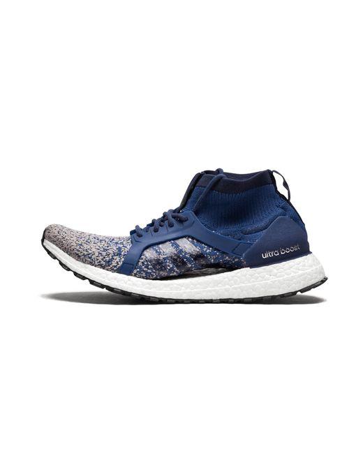 best sneakers f374f bbc37 Adidas - Blue Ultraboost X All Terrain W for Men - Lyst ...