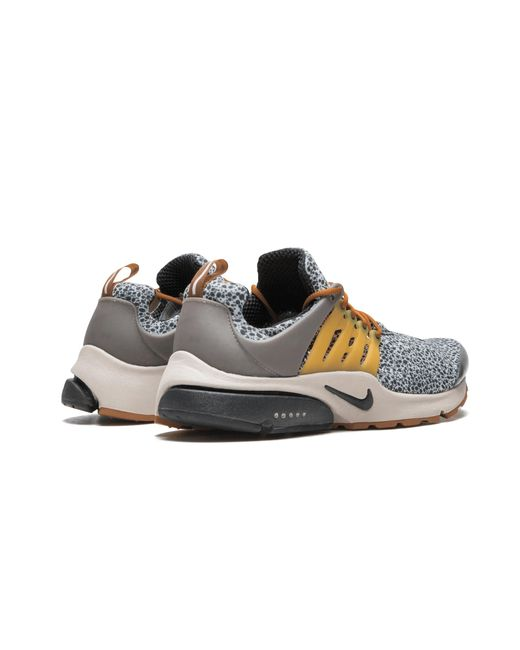 24af029d6f58 ... Nike - Gray Air Presto Se Qs for Men - Lyst ...