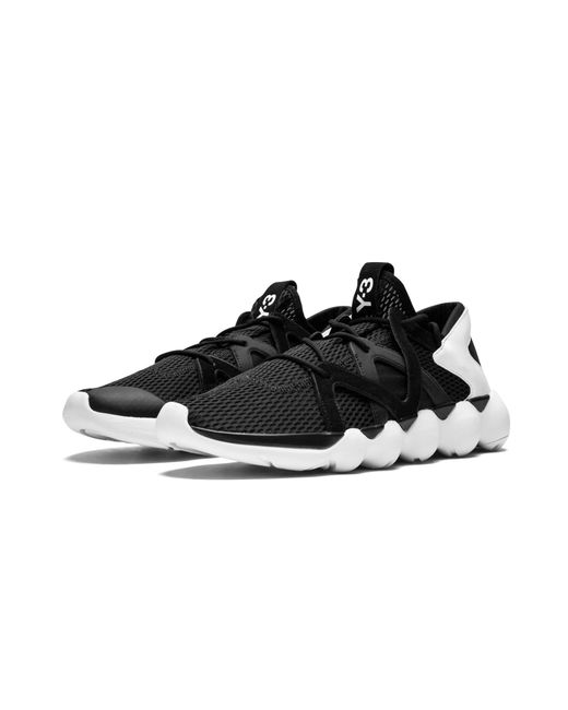 e1575fd8cdab5 ... Adidas - Black Y-3 Kyujo Low for Men - Lyst ...
