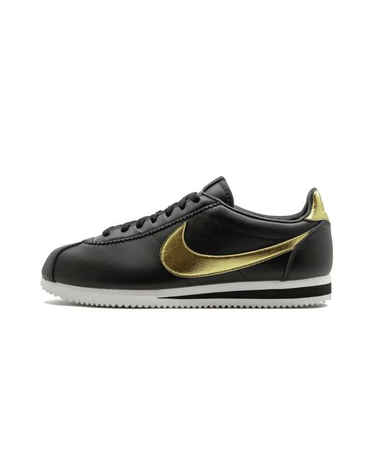 d2061cc8bbc1 Nike - Black Cortez Se for Men - Lyst ...