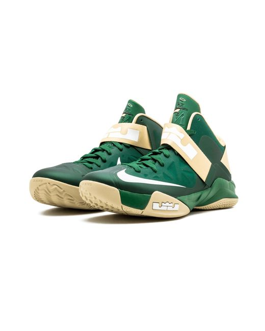 446758b6794 Nike Zoom Solider 6 in Green for Men - Save 5% - Lyst