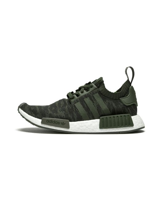 fcc623061 Adidas - Green Nmd R1 Pk Core Black for Men - Lyst ...
