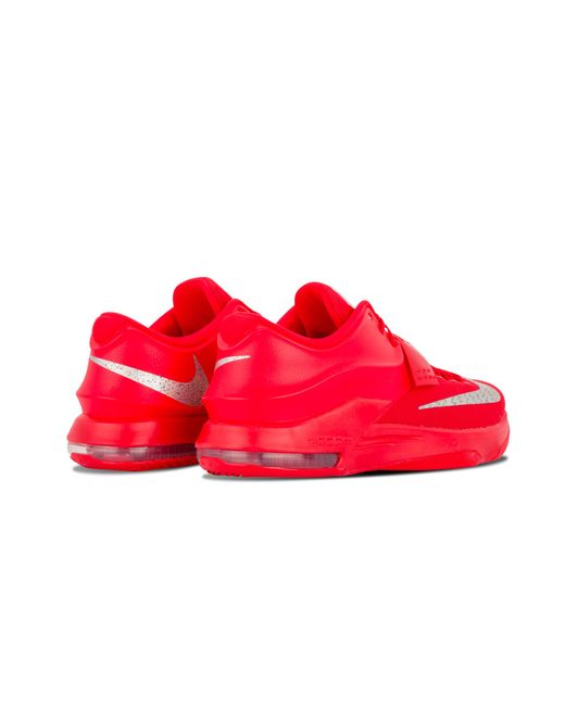e1f1b0d21aa9 Lyst - Nike Kd 7 in Red for Men - Save 21%