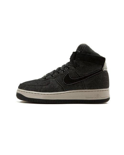 official photos 8b4e5 d1991 Nike - Black Wmns Air Force 1 Hi Se for Men - Lyst