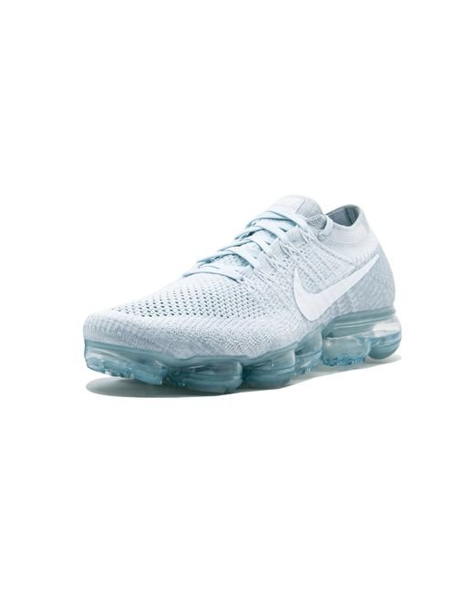 a0219c347f90 ... Nike - Blue Air Vapormax Flyknit for Men - Lyst ...
