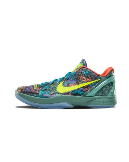 7cf3d73bd327 Lyst - Nike Zoom Kobe 6 Prelude in Blue for Men - Save 9%