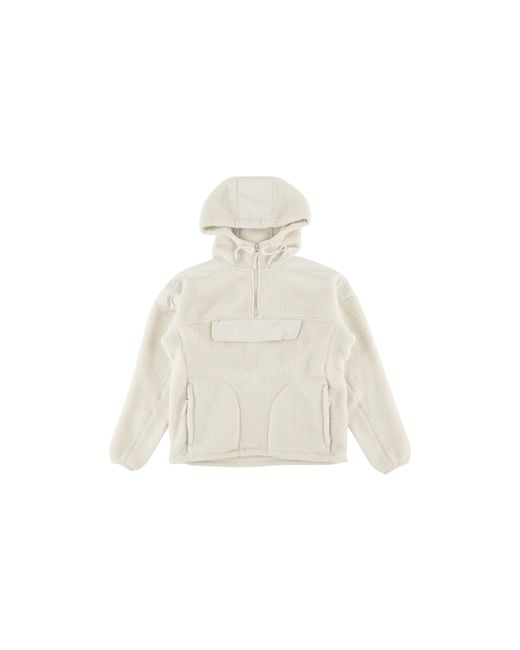 Supreme - Natural Polartec Hooded Half Zip Sweat for Men - Lyst