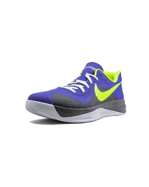 d999a41a041 ... Nike - Blue Hyperfuse Low for Men - Lyst ...