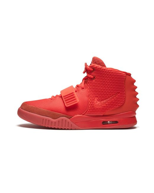 52bc0ef2c67da Lyst - Nike Air Yeezy 2 Sp in Red for Men