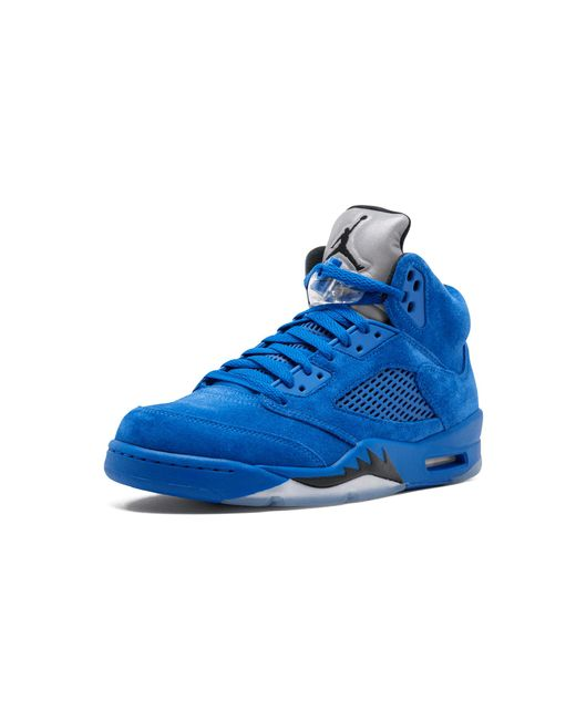 b5ebb057a67e2a Lyst - Nike Air 5 Retro in Blue for Men - Save 12%