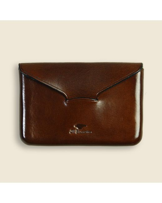 Il Bussetto   Business Card Holder - Dark Brown for Men   Lyst