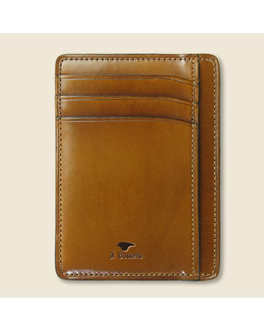 Il Bussetto | Multicolor Card And Document Case - Light Brown for Men | Lyst