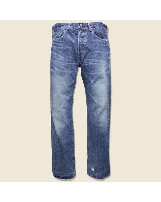 81de190b9d6 Levi's Premium 501 Usa Jean - Montana in Blue for Men - Lyst