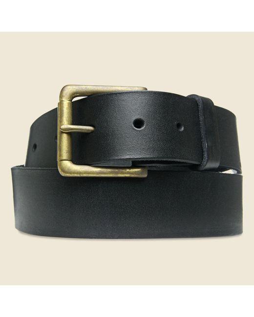 Billykirk | Roller Bar Belt - Black for Men | Lyst