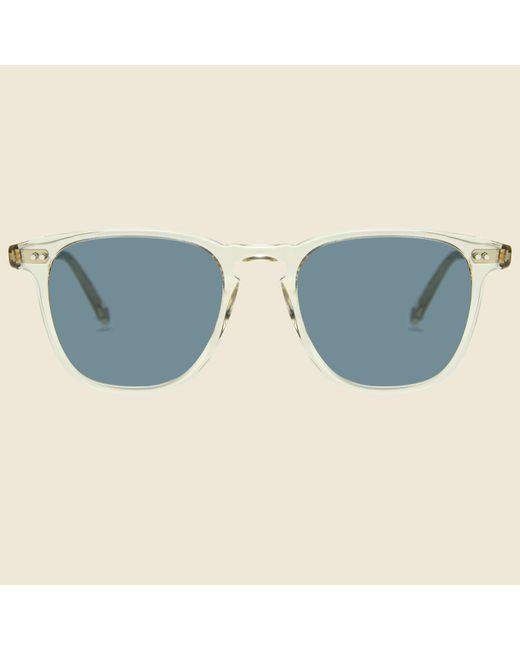 684f3c032de Garrett Leight - Multicolor Brooks 47mm - Champagne semi-flat Blue Smoke  for Men ...