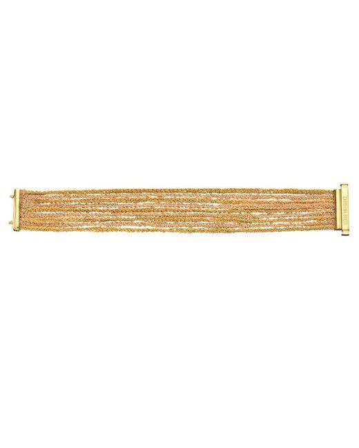 Carolina Bucci   Natural Nine Strand Lazy Lucky Bracelet   Lyst