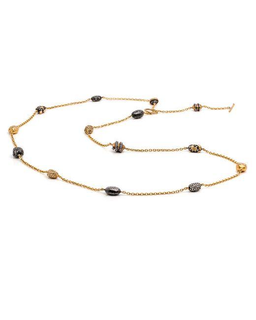 Yossi Harari - Multicolor Helen Mini Wrap Necklace - Lyst