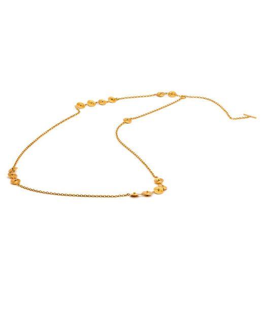 Yossi Harari   Multicolor Vinyl Wrap Necklace With Diamonds   Lyst