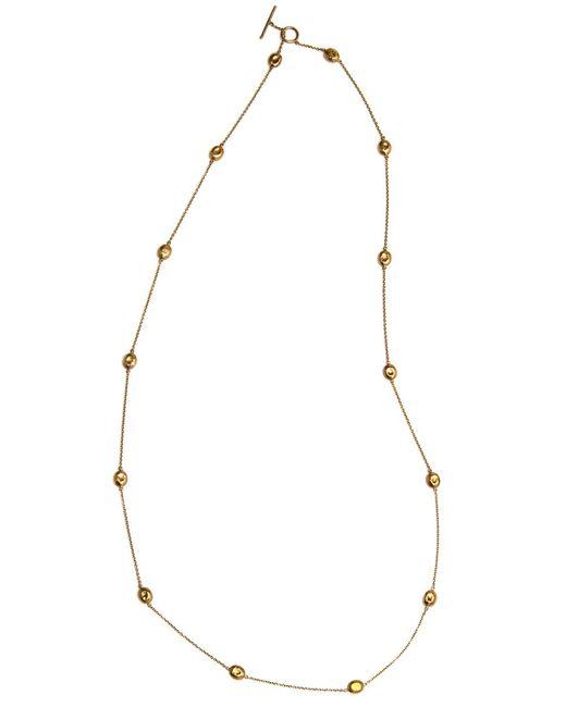 Yossi Harari | Metallic Roxanne Mini Wrap Chain Necklace | Lyst