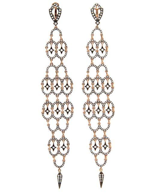 Loree Rodkin | Multicolor Polina Earrings | Lyst