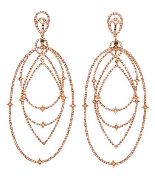 Loree Rodkin | Multicolor Extra Large Michelle Earrings | Lyst